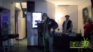 #B-iLLATV - Beats & Bars Documentary 13/10/2012 - Mistah Biggz, BigDutty Deeze, Genesis Elijah