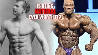 Is It Even WORTH It To Train As A NATURAL?