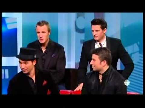 1080   George interviews The Tenors