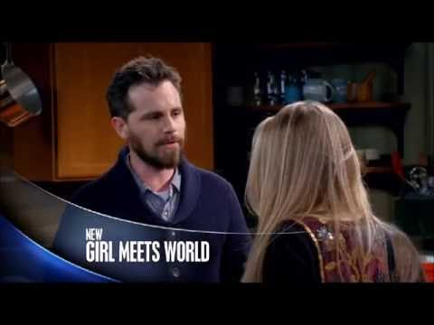 girl meets brother promo Cory and topanga teach riley the importance of responsibility, leaving her home to look after her little brother while they go out to celebrate their anniversary.