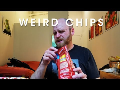 Weird French Chip Flavors - French Friday