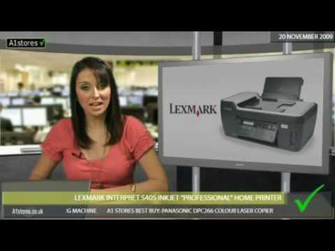 LEXMARK INTERPRET S405 INKJET