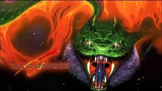 Gradius III SNES Style - Thunderbolt (Salamander - Stage 5)