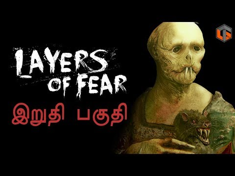 Layers of Fear Ending Horror Game Live Tamil Gaming