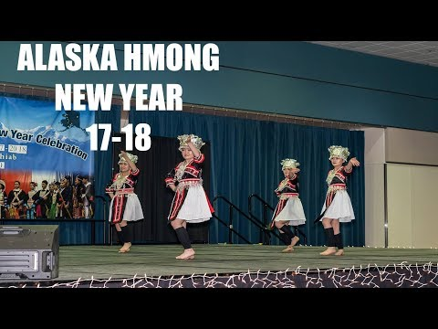 2017-2018 ALASKA HMONG NEW YEAR