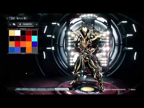Warframe - Focal Point