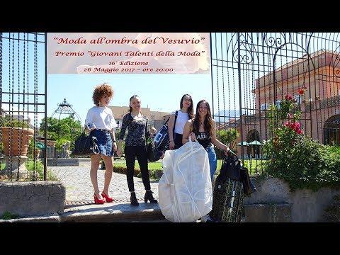 Napoli moda all 39 ombra del vesuvio 2017 allieve istituto for Scuola di moda pescara