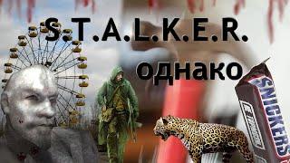 СЛИВки Модостроя: обзор Сталкертреша [#3 ГОРОД КОТОРОГО НЕТ]