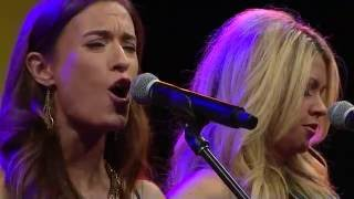 Dixie Jade & Erin Boheme Perform Live at The 2016 Summer NAMM Show