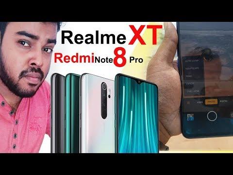 முழு உண்மை!! Realme XT Vs Redmi Note 8 Pro Comparison In Tamil