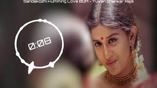 Sandakozhi Humming Love BGM | Yuvan | Meera Jasmine | Whatsapp Status