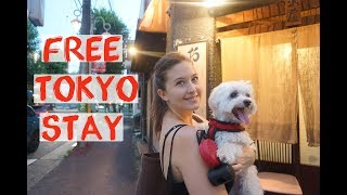 Free Accommodation Tokyo - Cheap Japan