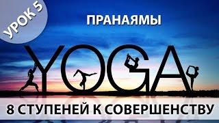 Йога для начинающих, Урок 5 - Пранаямы [Дыхательные упражнения]