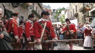 Fete de la Nouvelle France/ New France Festival/Quebec City