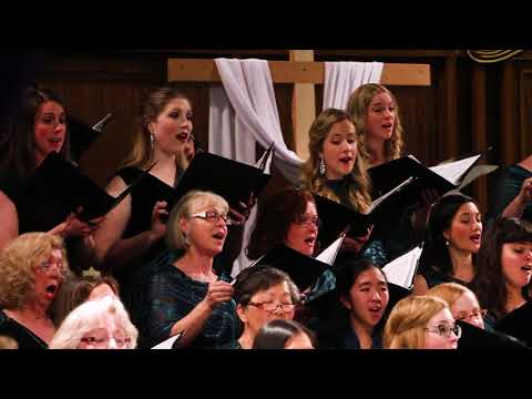 The Valley, performed by Elektra Women's Choir