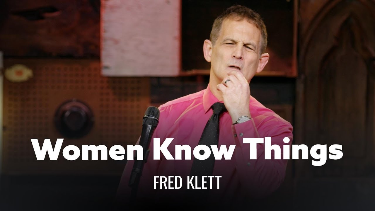 Download Women Know Things That Men Don't. Fred Klett
