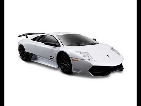 Coches Juguetes De Control Remoto Lamborghini Murcielago Lp 670 4 Sv