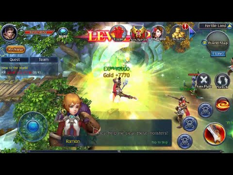 Game MMORPG Android Ringan