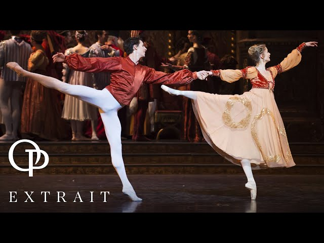 Roméo et Juliette by Rudolf Noureev (Léonore Baulac & Germain Louvet)