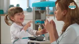 Bucătărie de jucărie electronică pentru copii Tefa