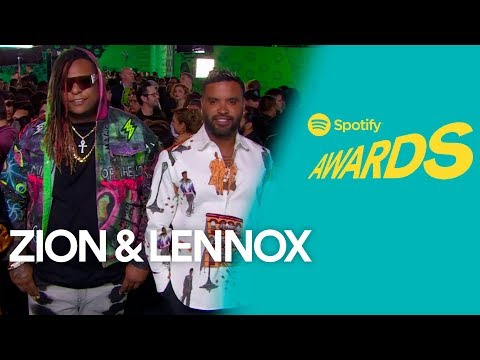Zion & Lennox | Spotify Awards 2020