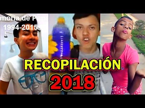 RECOPILACIÓN 2018 – VIDEOS MÁS ESTÚPIDOS [Los Desatinados]