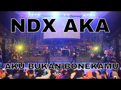 NDX AKA - Aku Bukan Bonekamu (Live in FKY 29 Kota Jogja 2017)