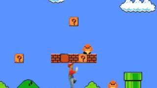 Super Fulin Mario Bros - Salvando a lia Video