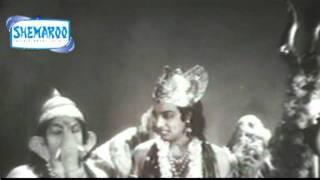 Old B/W Hindi Movie Krashna Vivah Part - 9