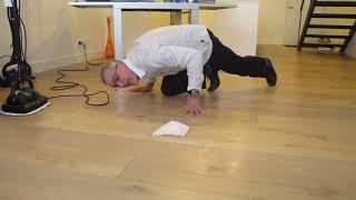 Euroflex (video 2)  Floor Stea…