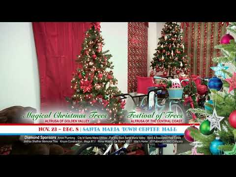 20181012 - Altrusa Club - Festival of Trees