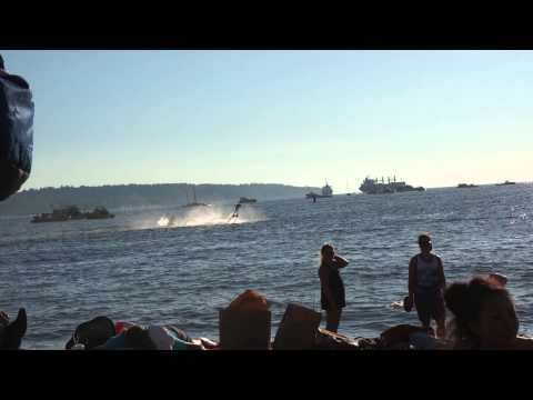 Vancouver Daily: Celebration of Light 2014, Japan, Fly Board pre show, 1080 60p
