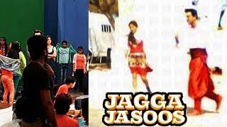 Jagga Jasoos Video Song Shoot   Ranbir & Katrina - WATCH