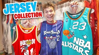 JESSER INSANELY RARE JERSEY COLLECTION