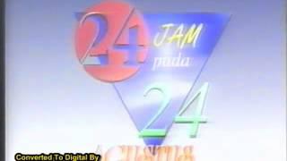 Iklan Ulang Tahun RCTI 2, SCTV 1 24 agustus 24 Jam