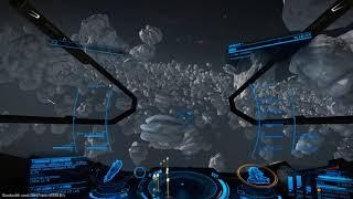 Elite Dangerous PvP - Federal Fragship vs. Unauthorised Pilot