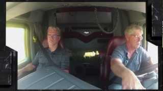 2013 Mack Pinnacle Test Drive Pt. 1