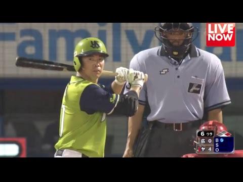 【ライブストリーム】【野球:日本 - NPB 】東京ヤクルトスワローズ vs 広島東洋カープ