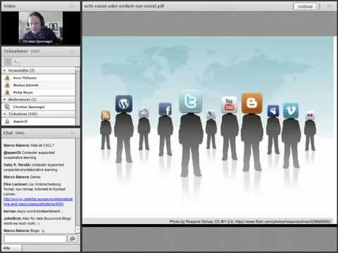 """Online-Event """"Machen soziale Medien das Lernen sozialer"""""""