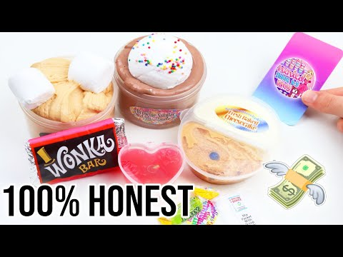 100% HONEST SLIME KIT REVIEW FROM SCENTED SLIME BY AMY  *50?!*