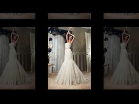 Весільний салон Рівне DeLuxe - колекція весільні плаття 2015.