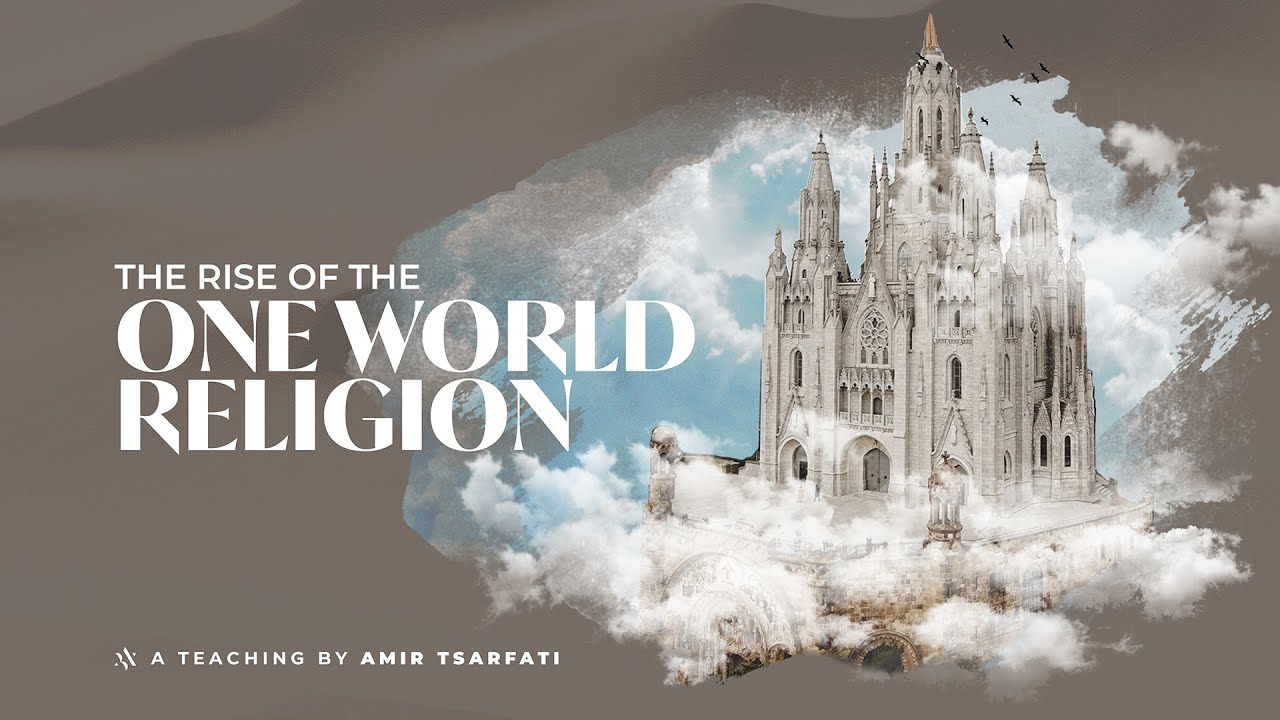 Download Amir Tsarfati: The Rise of the One World Religion