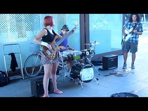 street jazz chile live in GAM