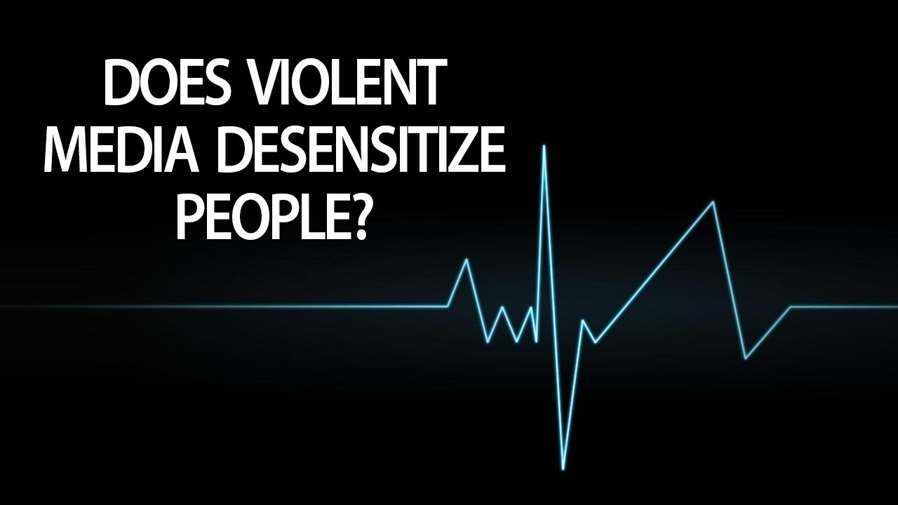 desensitization to violence The bottom line: the weight of the studies supports the position that exposure to media violence leads to aggression, desensitization toward violence and lack of sympathy for victims of violence.