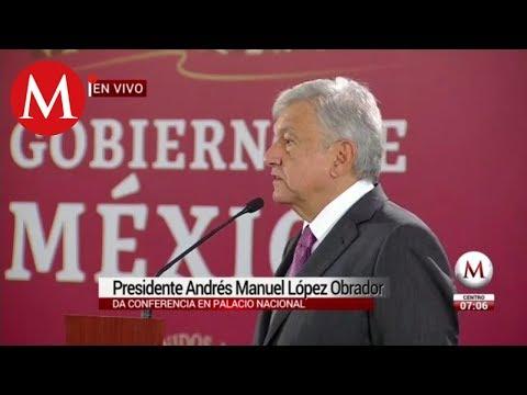 Seguridad pública; mayor preocupación ciudadana: Andrés Manuel López Obrador