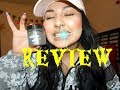 REVIEW ON ACTIVATED CHARCOAL WHITENING POWDER !