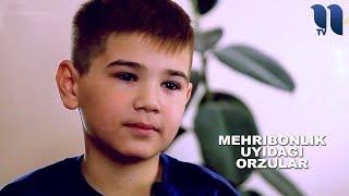 Mehribonlik uyidagi orzular | Мечты из детского дома | Dreams from the orphanage