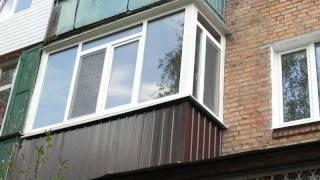 видео Ремонт балконов в Харьков