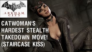 Batman Arkham City: Catwoman