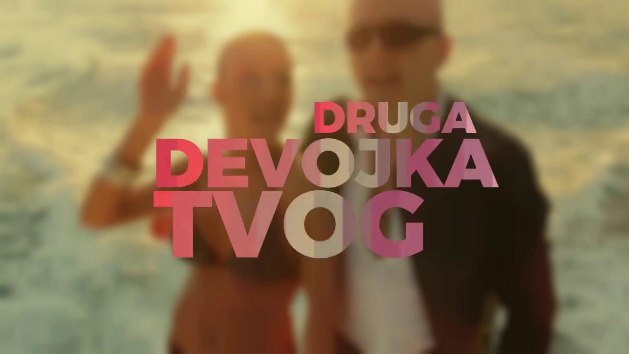 Sandra Afrika - Devojka tvog druga - feat. Costi - (Official Audio)